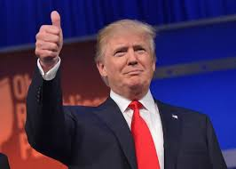 Donald Trump (photo from Slate.com)